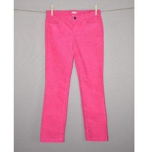 J.CREW Matchstick Straight Corduroy Pant NEW